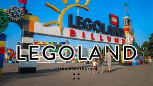 Legoland Denmark  Billund  In 1 Minute