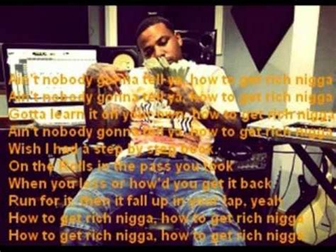 how to get chinx how to get rich lyrics