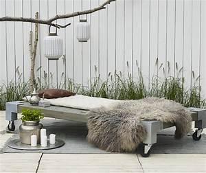 Liege Aus Holz : garten im quadrat holz liege cubic modernes gartenbett mobil graubraun ~ Sanjose-hotels-ca.com Haus und Dekorationen