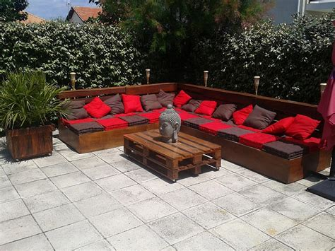 outdoor furniture ideas wonderful wood pallet outdoor furniture ideas quiet corner