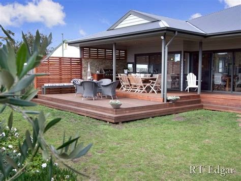 outdoor area design ideas outdoor living design with bbq area from a real australian home outdoor living photo 422236