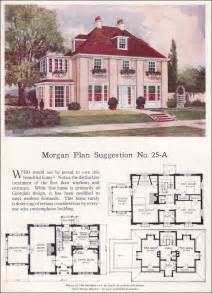 colonial revival house plans georgian revival or eclectic 1923 building with assurance steep hipped roof