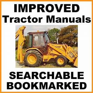 Case 580b Shuttle Transmission Tractor Parts Manual