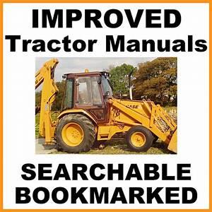 Case 580c 580ck C Tractor Loader Backhoe Service Repair Maintenance Manual - Improved