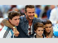 Beckham's Son Pens for Arsenal Report INFORMATION NIGERIA