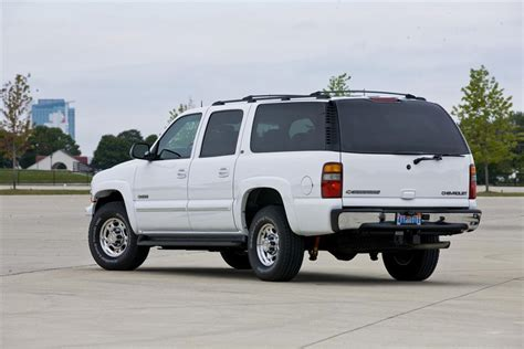 2002 Chevrolet Suburban Pictures, History, Value, Research