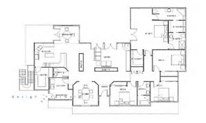 Drawing to AutoCAD House Floor Plan