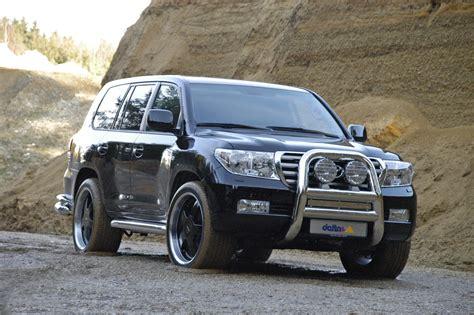 Toyota Modification by Toyota Land Cruiser V8 Modification Auto Car Modification