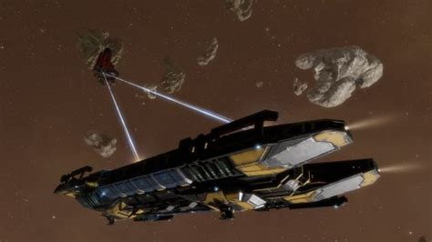 From The Venture To The Rorqual