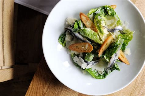 caesar salad recipe great british chefs