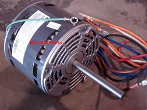 611798 1  3 Hp Icp Furnace Blower Motor  Heil Quaker