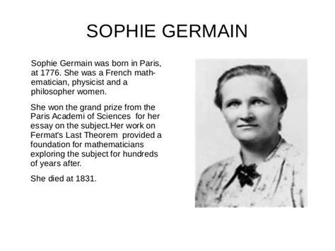Womens in math and nanotechnology