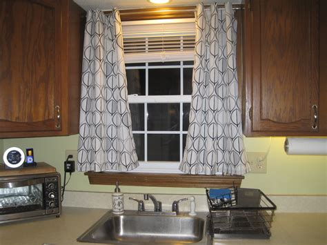 craft ideas for contemporary kitchen curtains aio