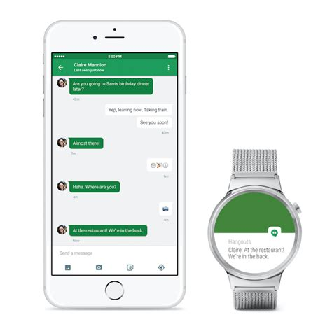 android wear smartwatch gli smartwatch android wear supporteranno anche iphone