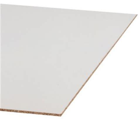 panneau melamine blanc 10mm panneau melamine blanc 8 mm 207 x 280 cm