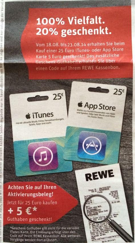 Rewe Prepaid Karte