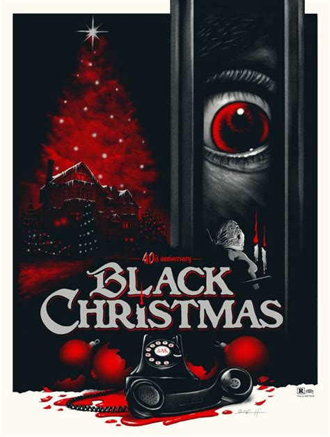 black friday one sheet black christmas