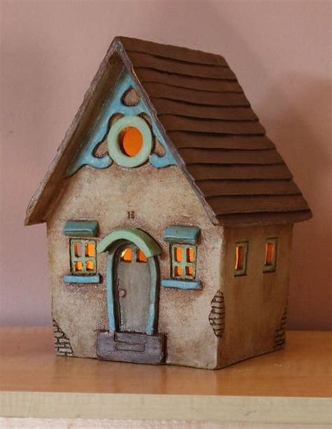 Ceramic House by 25 Best Ideas About Clay Houses On Clay