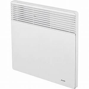 Chauffage Electrique 2000w : radiateur lectrique convection sauter lucki 1000 w ~ Premium-room.com Idées de Décoration
