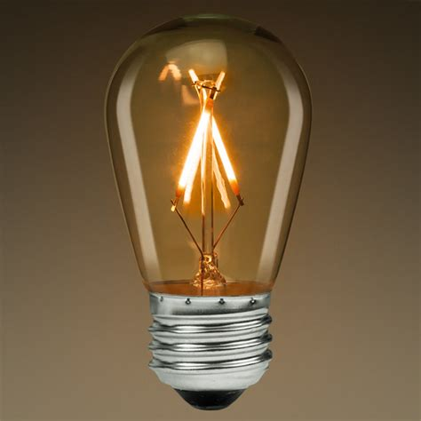 s14 1w led 2400k lifebulb nlbs1410c24