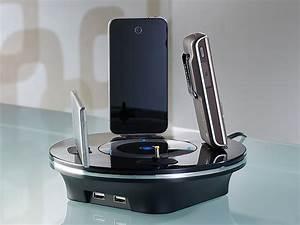 Ladestation Für Handy : callstel multi ladestation handy universale usb multi ~ Watch28wear.com Haus und Dekorationen