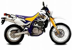 Suzuki Dr650 1998 Motorcycle Wiring Diagram