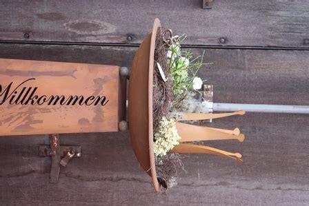 Garten Deko In Rostoptik by Dekorative Dekos 228 Ule In Rostoptik F 252 R Ihre Gartendeko