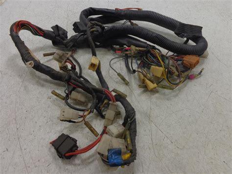 1996 yamaha virago 750 xv750 xv 750 wire harness wiring