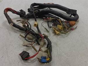 81 Yamaha Xv750 750 Virago Main Wire Wiring Harness