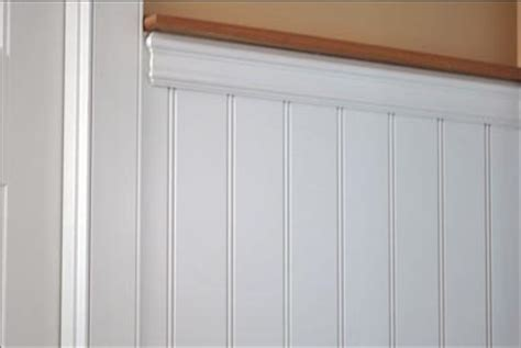 Wainscoting Door & Beadboard Wainscoting Consists Of