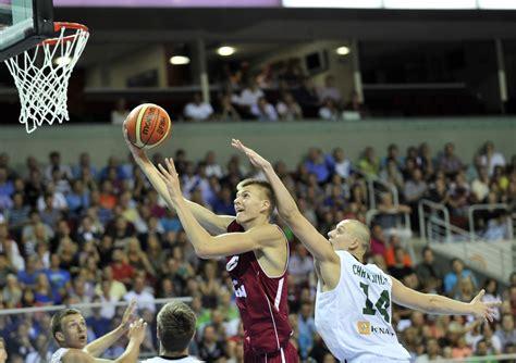 Oficiāli: Kristaps Porziņģis piesakās NBA draftam ...