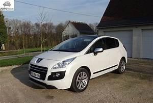 Peugeot 3008 Prix Occasion : achat peugeot 3008 hybrid 4 crossover d 39 occasion pas cher 18 500 ~ Gottalentnigeria.com Avis de Voitures