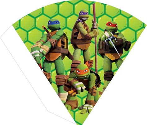 tmnt body template teenage mutant ninja turtles printables a collection of
