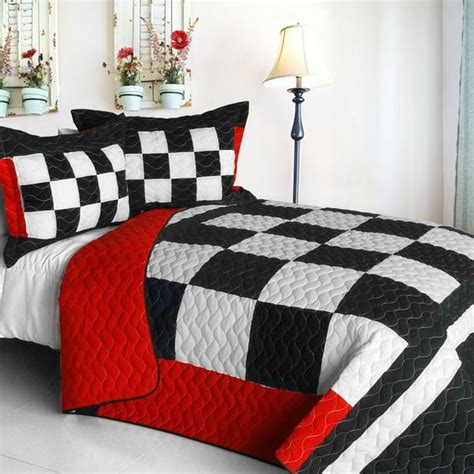checkered flag bedroom curtains 25 best ideas about bedspread on