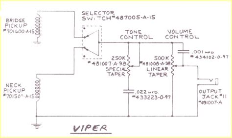 Ovation Schematics Circuits Diagram For Electric