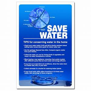 AI-WP330 - Save water tips for conserving water in the ...