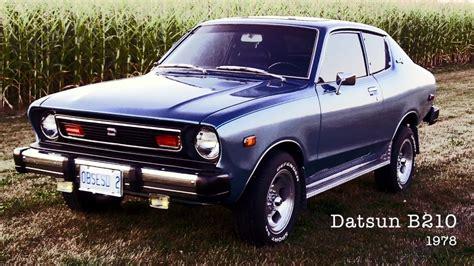 Datsun B 210 by Datsun B210