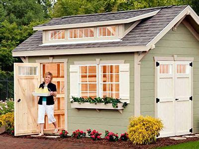 craftsman style sheds  weaver barns distributed  amish buildings home pinterest