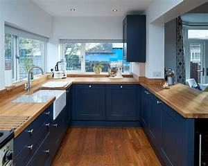 Shaker, Fitted, Kitchen, In, Roundhay, Leeds