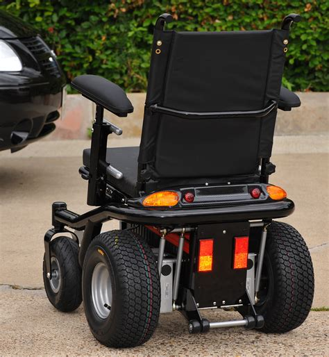 """My Ultimate """"do Everything Well"""" Power Wheelchair"""