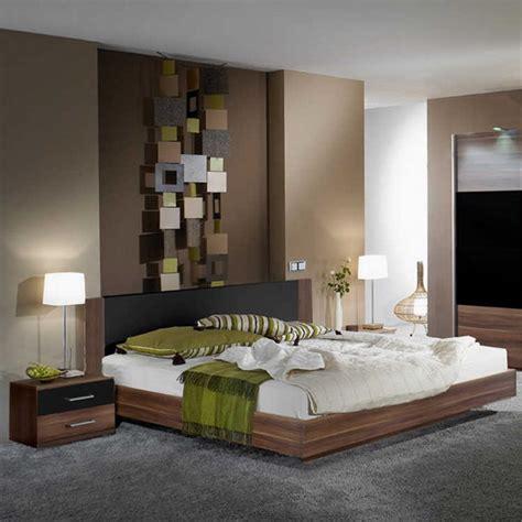 Schlafzimmer Farben Beispiele by Wandgestaltung Farbe Schlafzimmer