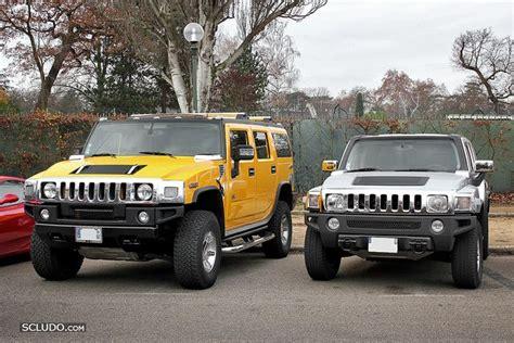 duo hummer   hummer  hummer   jeeps