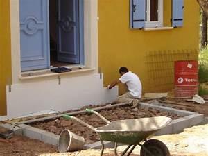 Joint Dilatation Dalle : construction de l 39 escalier ~ Melissatoandfro.com Idées de Décoration