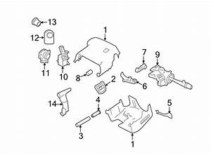 Chevrolet Impala Shift Interlock Solenoid  Tilt  Column  Steering