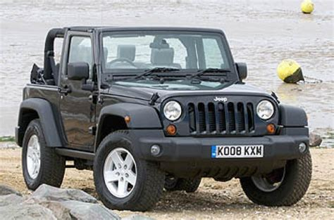 jeep wrangler  crd sport  review autocar