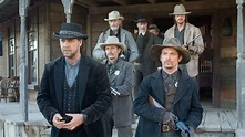 3:10 to Yuma (2007) directed by James Mangold • Reviews ...