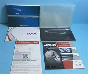 13 2013 Kia Soul Owners Manual    Handbook    Guide Package