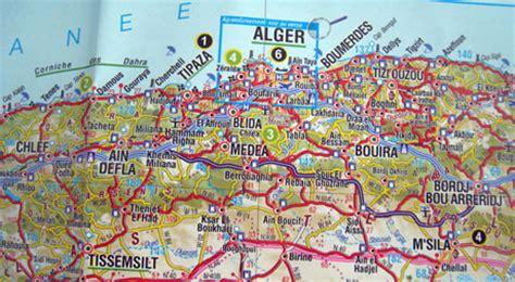 Carte Sat Algerie by Algerie Carte Satellite Mismis