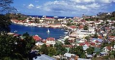 See St. George's Market Square in Grenada