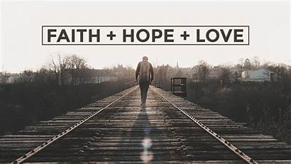 Faith Hope Wallpapers Mobile Desktop Screen Phone